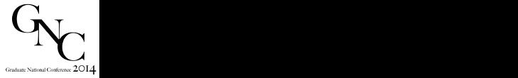 キリスト者学生会 GNC 2014