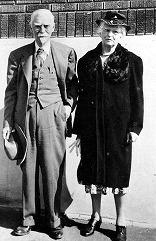 マデン宣教師夫妻