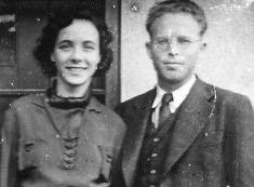 戦前のコール宣教師夫妻