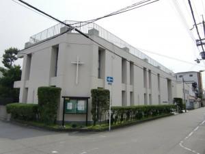 大阪聖書学院本館