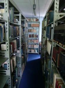 大阪聖書学院図書室