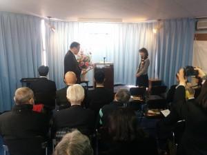 2015年度卒業式