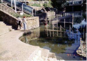ヨルダン川ヤルダニッド洗礼所