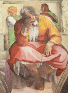 Michelangelo [Public domain or Public domain]
