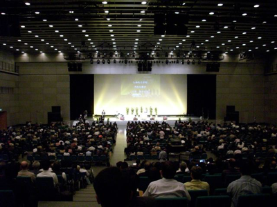 第5回日本伝道会議@札幌